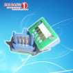 Chip mực máy photo sharp AR-016