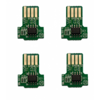 Chip mực máy photo sharp AR-020