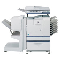 Máy photocopy SHARP MX-M350N